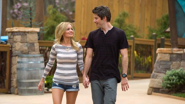 som är Emily Maynard dating Nick