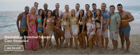 bachelor in paradise cast season 4