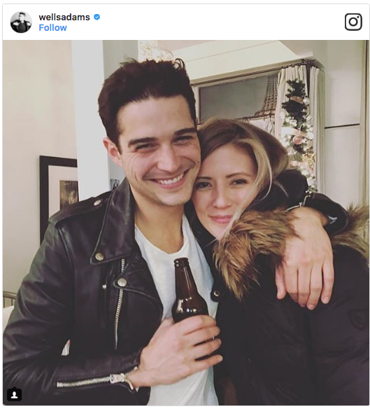 wells and danielle instagram